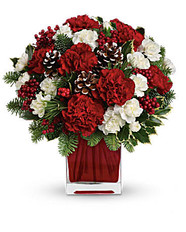 Make Merry by Teleflora Deluxe ~ $49.99