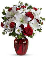 Be My Love Bouquet ~ $54.95