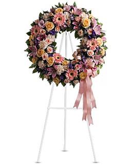 Graceful Wreath ~ $224.99