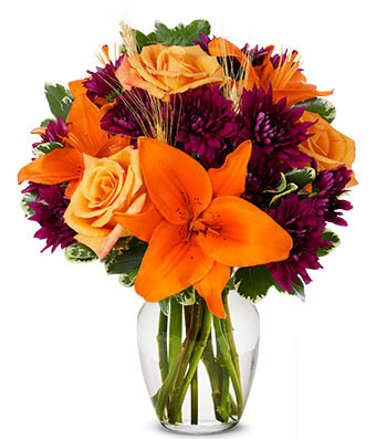 Orange and Purple Spirit ~ $54.99