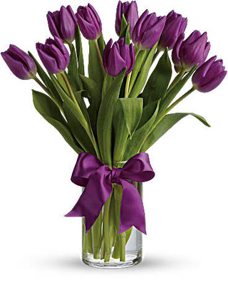 Tulips ~ Your Choice Color ~ $44.95