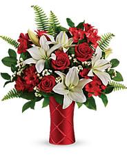 Sweetest Satin Bouquet ~ $79.99