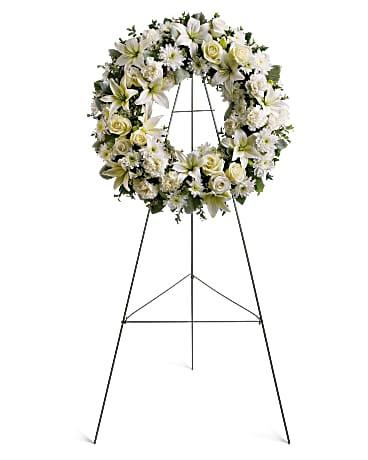 Serenity Wreath ~ $199.99