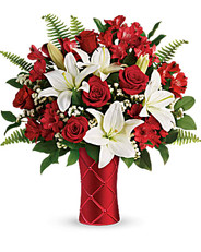 Sweetesst Satin Bouquet Premium ~ $99.99