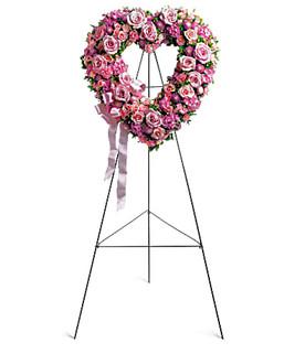 Rose Garden Heart ~ $224.99
