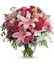 Blush Rush Bouquet ~ $64.95