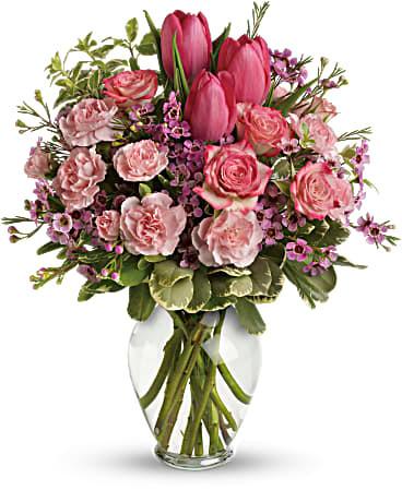 Full Of Love Bouquet ~ $39.99
