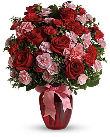 Dance with Me Bouquet Premium ~ $84.99