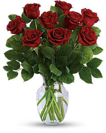 Classic Romance Dozen Roses ~ $94.99
