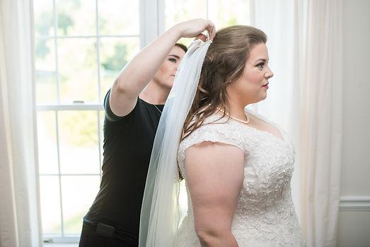 Atlanta Wedding Planner at Work