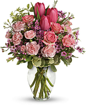 Full Of Love Bouquet ~ $48.95