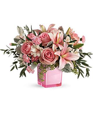 Fabulous Flora Bouquet ~ $79.95