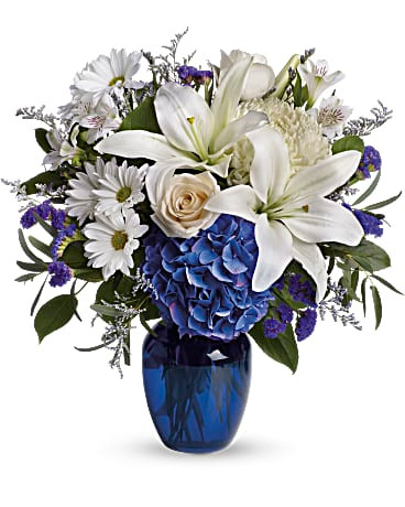 Beautiful in Blue ~ $84.99