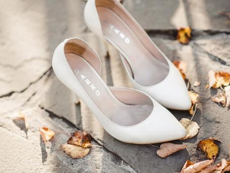 Comment bien choisir ses chaussures de mariée ?