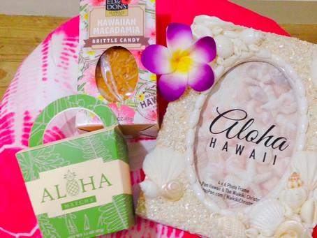 ハワイのお土産をいただきました❣️