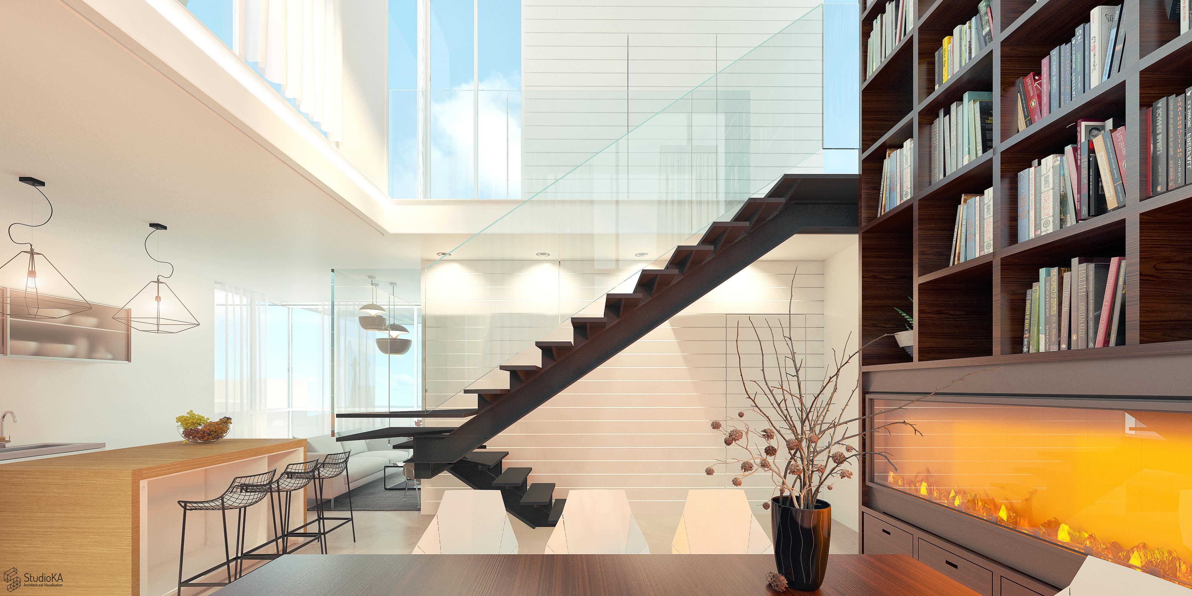 Hashmonaim 60 Tel Aviv - penthouse 7