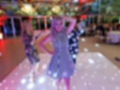 Dance Floor Hire near me