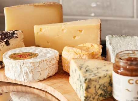 Gorgonzola or Stilton? What Flavour Cheese are You?
