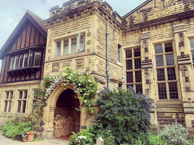 Jesmond Dene House, Newcastle. Let us DJ for you here and we can also supply a Photo Booth and Videography