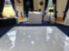 LED Dancefloor Hire. North East, Cumbria & Northumberland