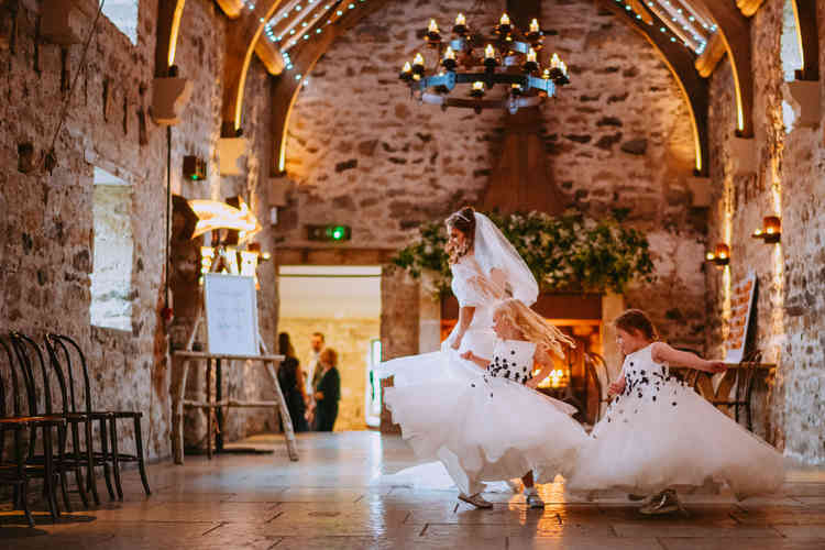 A lovely Wedding venue, Healey Barn in Riding Mill makes a stunning backdrop for our DJ Packages, Phorography and Videography