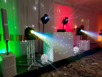 Hire Wedding DJ in Northumberland & Cumbria