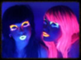 Boogie Knight UV Party DJ Disco North East & Cumbria Hire
