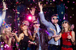North East & Cumbria Christmas New Year DJ Disco Packages