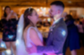 Weddng DJ and Disco at Doxford Barns, Chathill, Northumbeland
