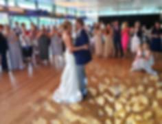 Wedding Disco DJ Package in Middlesbrough & Durham