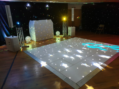 18th 20th 21st Birthday DJ Disco Packages