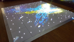 LED Dancefloor Hire North East & Cumbria