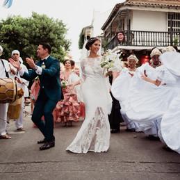 Historia de una Boda Destino en Cartagena.