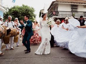 Destination Wedding in Cartagena