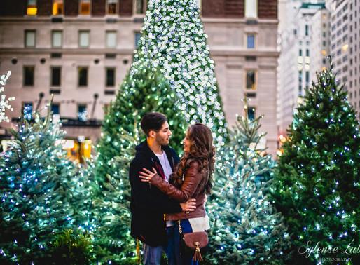 Diciembre en Nueva York
