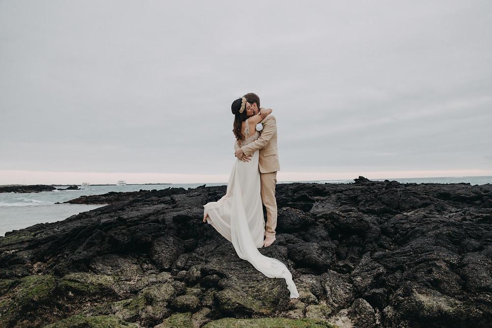 Galapagos Wedding Ecuador