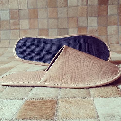 Slippers, uso en interiores .Ligeros, suaves y cómodos.