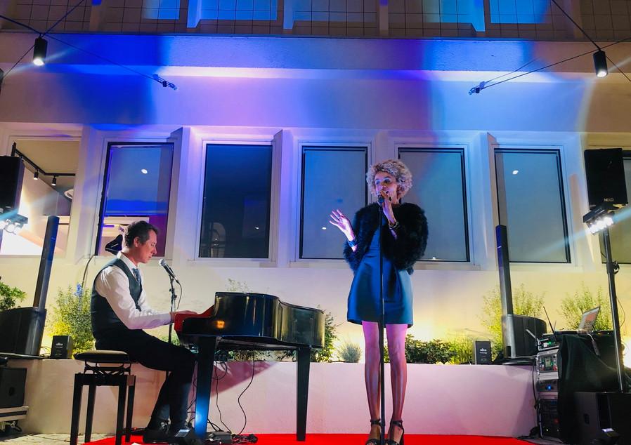 So&So Duet Private Party Ag2R la Mondiale (Paris) Nicolas Garrier Agency