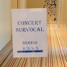 Chorale Survocal  En entreprise Concert day Puteaux