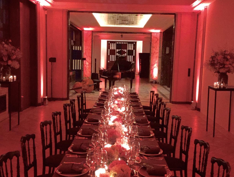 So&So Trio Private party for Huawei  Villa Empain (Bruxelles) Pro First Agency © Maxime Prokaz