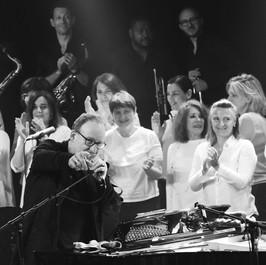 La Bande à Madame New morning concert coach : Sophie Thiam Piano and coach :  Franck Sitbon Produit par Jacques Quinson © Frédéric Andrieu