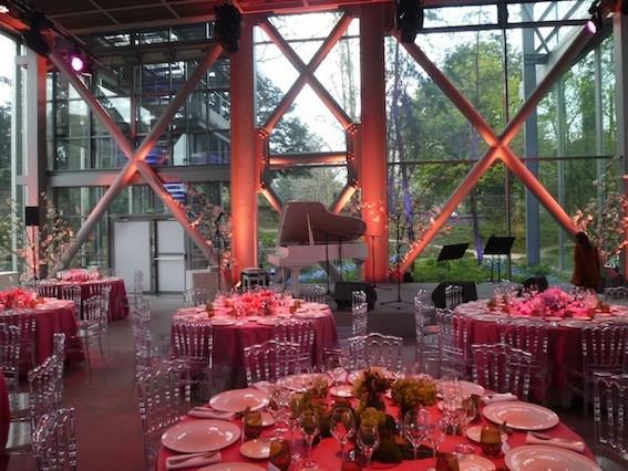 So&So Duet Private Party  for Cartier  Fondation Cartier (Paris) Sophie Thiam David Henry