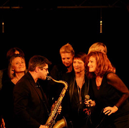 New morning concert  La Bande à Madame and Sylvain Fetis coach : Sophie Thiam Produit par Jacques Quinson © Frédéric Andrieu