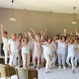 Chorale Survocal  chorale d'entreprise Maison des parents (Suresnes) Concert day © Fabienne Achard