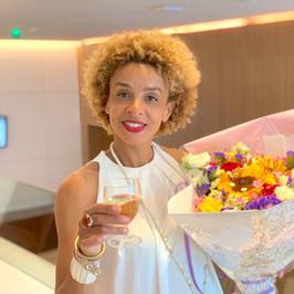 Chorale Survocal  En entreprise Congratulations Bouquet Puteaux