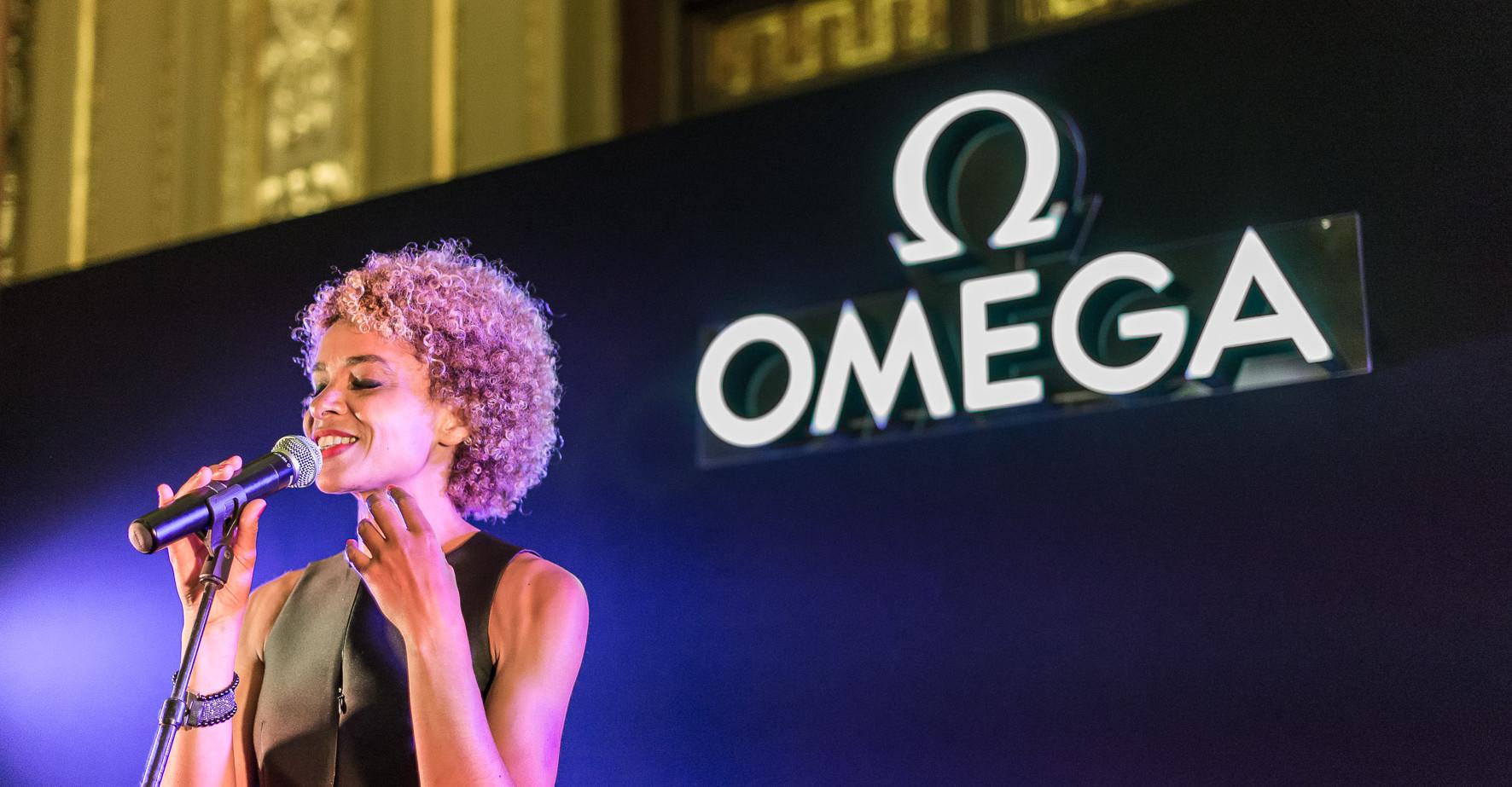 So&So Trio Private party Omega (Monaco) Sophie Thiam  David Henry Richard Puaud