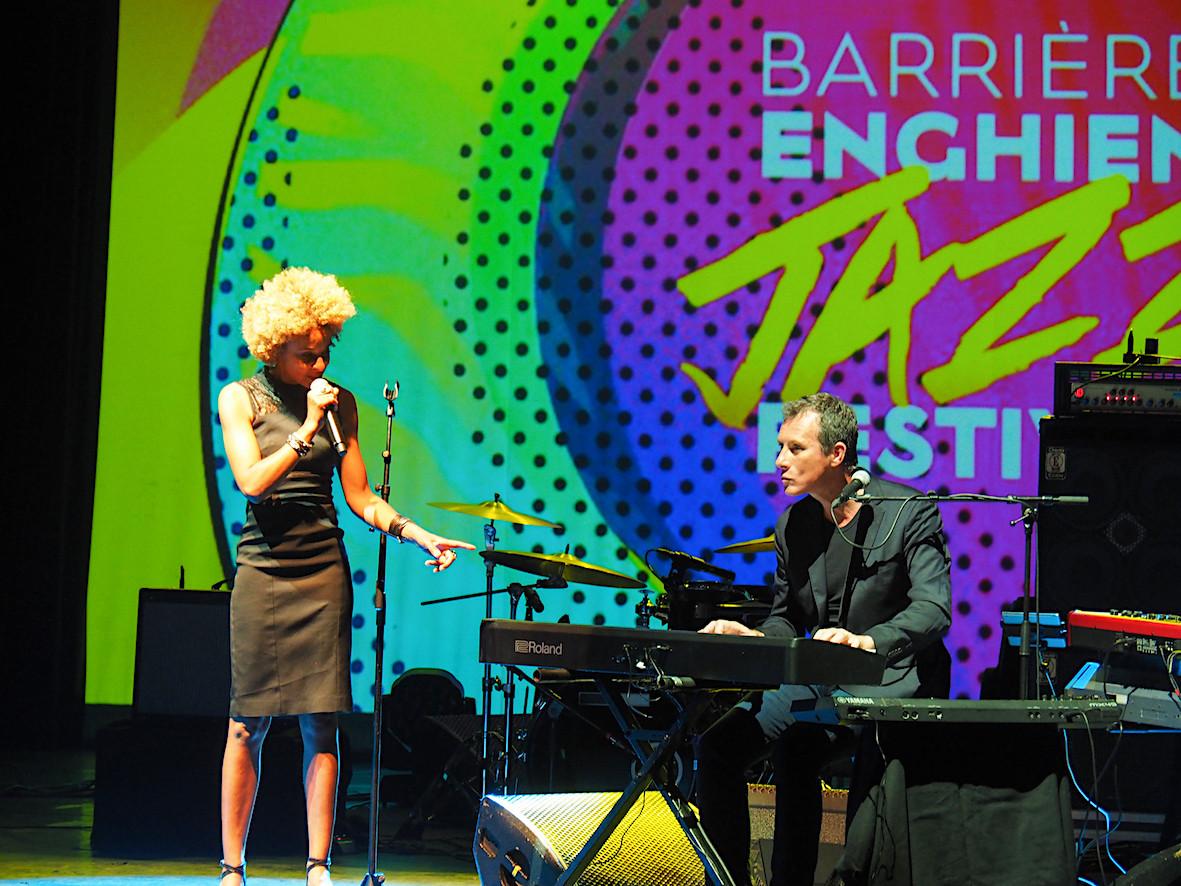 Jazz festival, Enghien-les-Bains. 1rst part of Maceo Parker © Mairie d'Enghiens