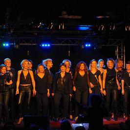 New morning concert  La Bande à Madame coach : Sophie Thiam Produit par Jacques Quinson © Frédéric Andrieu