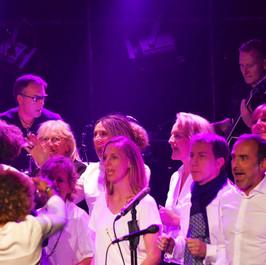New morning concert  La Bande à Madame and guests coach : Sophie Thiam Piano and vocal coach :  Franck Sitbon Produit par Jacques Quinson © Frédéric Andrieu