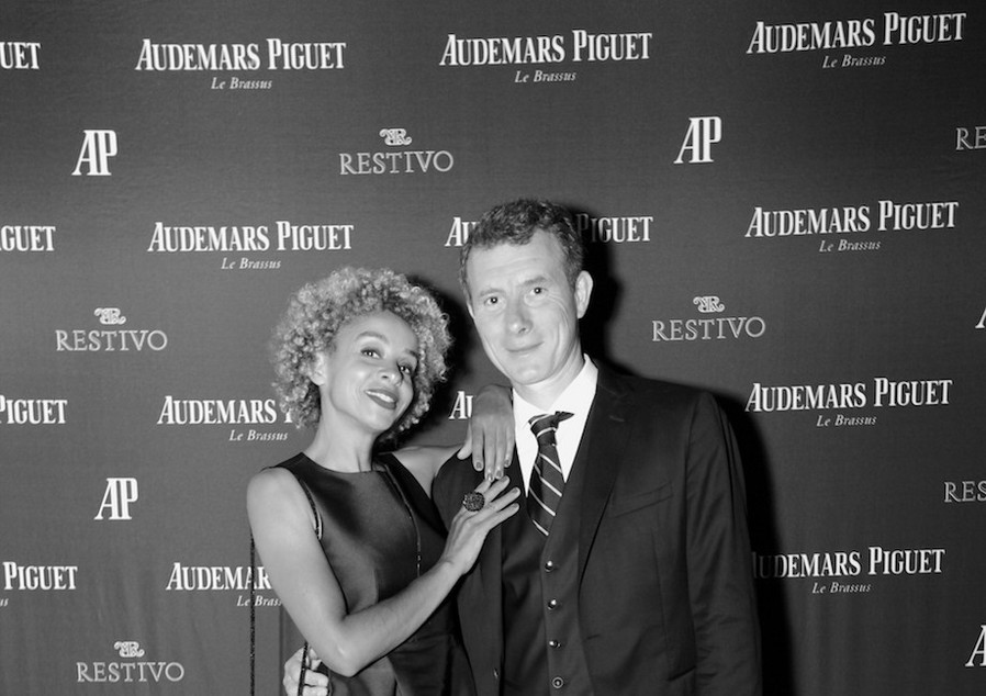 So&So Duet Private partu for Audemar Piguet (Nice) Sophie Thiam, David Henry